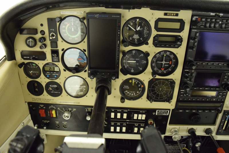 Inventory: 1979 Cessna T210N Centurion N15MW